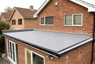 Fibreglass roofing in chester